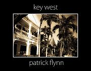 Florida House Framed Prints - Classic Keys Framed Print by Patrick  Flynn