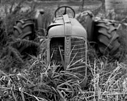 Tractor Photos - Classic Oliver by Perry Webster