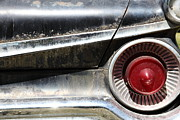 Rusted Cars Photos - Classic Rusty Old 1959 Ford Galaxie 500 . 5D16309 by Wingsdomain Art and Photography