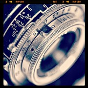 Bnw Art - #classic #vintage #retro #lense #camera by Ritchie Garrod