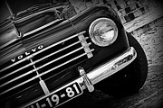 Portugal Posters - Classic Volvo PV444 Poster by Photo Proyectolabs