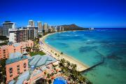 Busy City Photos - Classic Waikiki by Tomas del Amo - Printscapes
