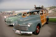 Woodies Art - Classic Woodies by Rita Spiegel