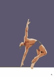 Dancer Digital Art - Classical Ballet Dancer by Joaquin Abella Ojeda