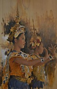 Phil Couture - Classical Thai Dancers
