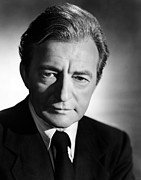 Rains Prints - Claude Rains, 1949 Print by Everett