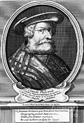 Roman Citizen Framed Prints - Claudius Ptolemy, Greek-roman Polymath Framed Print by Photo Researchers, Inc.
