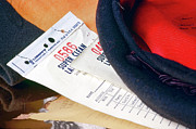 Clothes Clothing Originals - Cleaning Ticket by Jan Faul