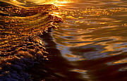 Golden Pond Prints - CLEANSING the SOUL Print by Karen Wiles
