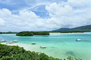 Tropical Climate Photos - Clear Tropical Lagoon, Ishigaki Island, Okinawa by Ippei Naoi