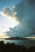 Sausalito Framed Prints - Clearing Storm Framed Print by Frank DiMarco
