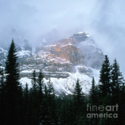 Alberta Landscape Photos - Clearing Storm by Sandra Bronstein