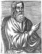 Flavius Prints - Clement Of Alexandria Print by Granger