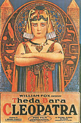 Cleopatra Posters - Cleopatra Poster by Nomad Art and  Design