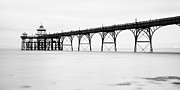Built Structure Art - Clevedon Pier by © Julian Provis