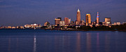 Erie Prints - Cleveland Ohio Print by Dale Kincaid