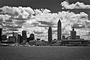 Carole Murray - Cleveland Skyline