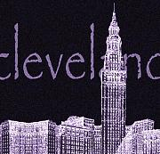 Terminal Digital Art Prints - Clevelands Landmark II Print by Kenneth Krolikowski