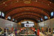 Sales Prints - Clevelands West Side Market Print by Robert Harmon