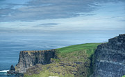 Azure Prints - Cliff of Moher 10 Print by Douglas Barnett