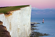 Sussex Prints - Cliff Print by Paul Thompson