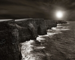 Moher Prints - Cliffs of Moher No. 2 Print by Joe Bonita