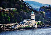Carrie OBrien Sibley - Cloch Lighthouse Gourock...