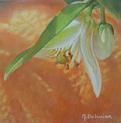 Muriel Dolemieux - Clochette Orange