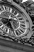 Brdige Prints - Clock Face Print by ArtyZen Studios