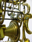 Mechanism Photo Originals - Clockwork by John Chatterley
