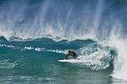 Close Out - Maroubra Beach - Sydney - Australia Print by Bryan Freeman