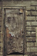 Old Door Photos - Close The Door by Odd Jeppesen