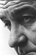 Close Up Of President Lyndon Johnson Print by Everett