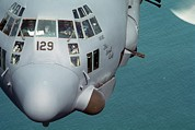 Allies Photos - Close-up View Of An C-130 Hercules by Everett