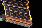 Electronics Photos - Close-up View Of The Solar Arrays by Stocktrek Images