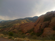 Brandi Ballard - Cloud Cover at Red Rocks