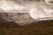 Capital Reef - Cloud Cover by Timothy Johnson
