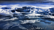 Cloud Formations V2 Print by Douglas Barnard
