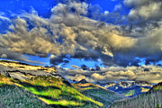 Idaho Scenery Posters - Clouds of Wonder Poster by Scott Mahon