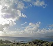 Ian  MacDonald - Clouds Over A Caribbean Sea