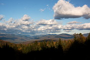 New Hampshire Posters - Clouds over New Hampshire Poster by Amanda Kiplinger
