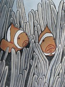 Clown Fish Originals - Clown Fish by Suzanne Buckland