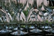 Stemware Photos - Club Habana Stemware by Melissa Wyatt