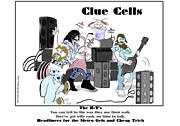 Speakers Originals - Clue Cells by Susie Morrison