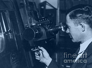 Hypothesis Metal Prints - Clyde Tombaugh, American Astronomer Metal Print by Science Source
