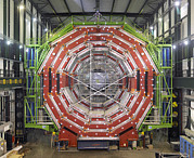Fundamental Framed Prints - Cms Detector, Cern Framed Print by David Parker