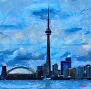 Vincent DiNovici - CN Tower Toronto TNM