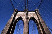 Brooklyn Bridge Art - Cnrg0409 by Henry Butz