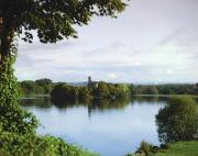 Long Distance Framed Prints - Co Roscommon, Lough Key Framed Print by The Irish Image Collection