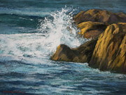 Maralyn Miller - Coast at Asilomar